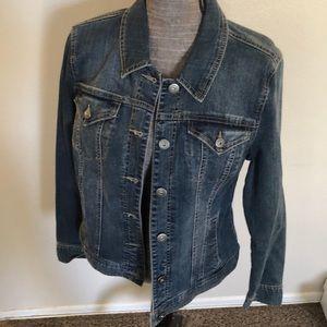 Jean Jacket medium